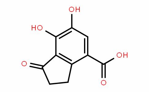 2,3-DihyDro-6,7-DihyDroxy-1-oxo-1H-InDene-4-carboxylic acid