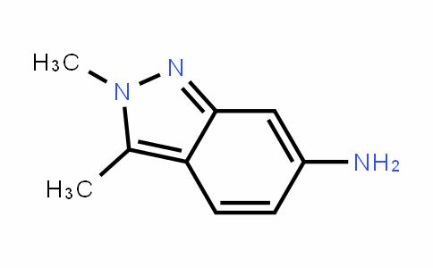 2,3-二甲基-6-氨基-2H-吲唑
