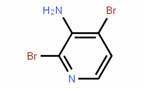 2,4-DIBROmO-3-AmINOPYRIDINE