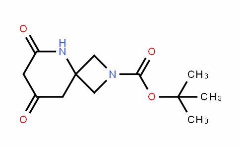 2,5-Diazaspiro[3.5]nonane-2-carboxylic acid, 6,8-Dioxo-, 1,1-Dimethylethyl ester