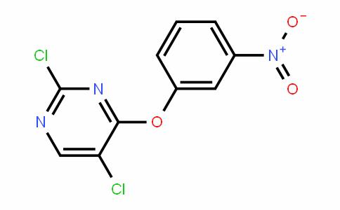 2,5-二氯-4-(3-硝基苯氧基)嘧啶
