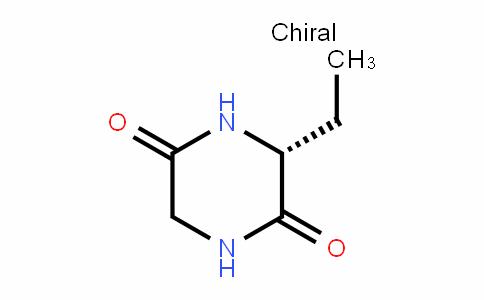 2,5-PiperazineDione, 3-ethyl-, (R)-