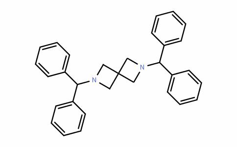 2,6-Diazaspiro[3.3]heptane, 2,6-bis(Diphenylmethyl)-