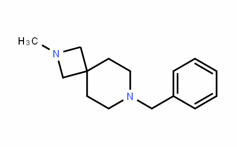 2,7-Diazaspiro[3.5]nonane, 2-methyl-7-(phenylmethyl)-
