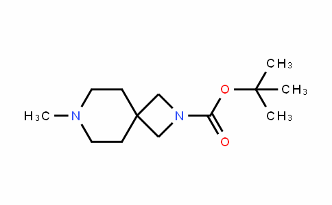 2,7-Diazaspiro[3.5]nonane-2-carboxylic acid, 7-methyl-, 1,1-Dimethylethyl ester