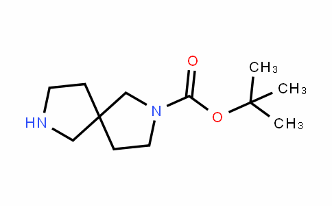 2,7-Diazaspiro[4.4]nonane-2-carboxylic acid, 1,1-Dimethylethyl ester