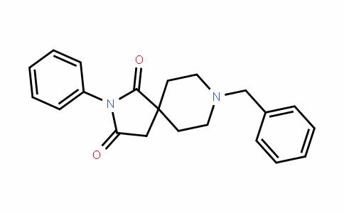 2,8-Diazaspiro[4.5]Decane-1,3-Dione, 2-phenyl-8-(phenylmethyl)-