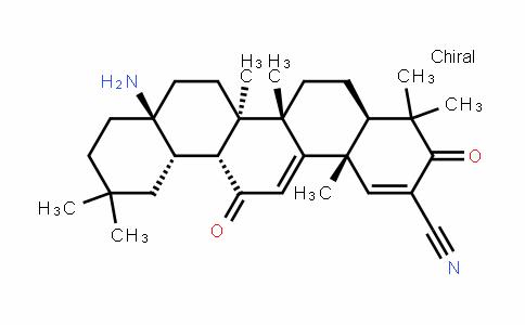 28-Noroleana-1,9(11)-Diene-2-carbonitrile, 17-amino-3,12-Dioxo-