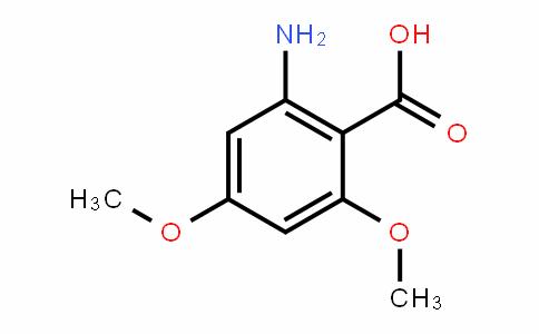 2-氨基-4,6-二甲氧基苯甲酸