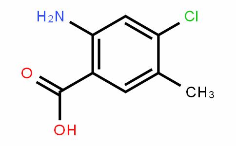 2-氨基-4-氯-5-甲基苯甲酸