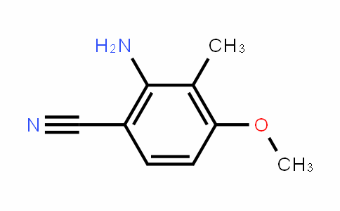 2-amino-4-methoxy-3-methylbenzonitrile