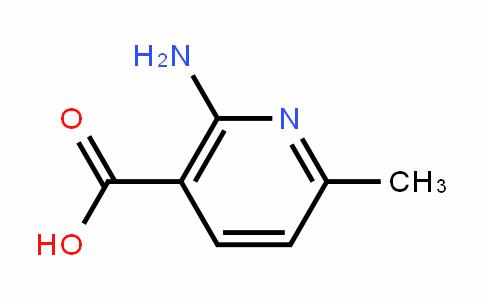 2-Amino-6-methylnicotinic acid