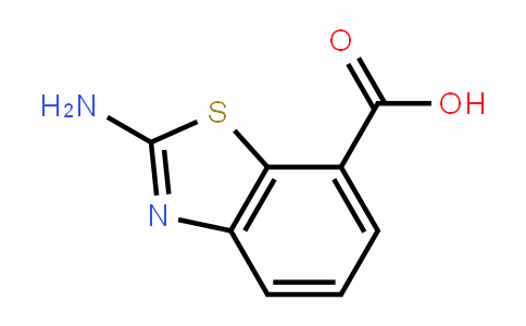2-Aminobenzothiazole-7-carboxylic acid