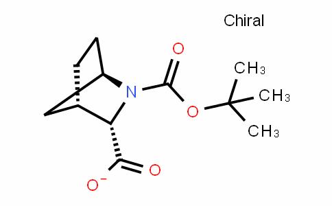 2-Azabicyclo[2.2.1]heptane-2,3-Dicarboxylic acid, 2-(1,1-Dimethylethyl) ester, (1R,3S,4S)-