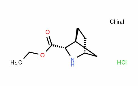 2-Azabicyclo[2.2.1]heptane-3-carboxylic acid, ethyl ester (hyDrochloriDe)(1:1), (1R,3S,4S)-