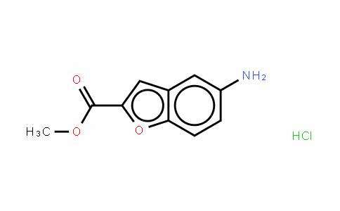 2-Benzofurancarboxylic acid, 5-amino-, methyl ester (hyDrochloriDe)