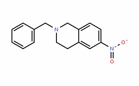 2-benzyl-6-nitro-1,2,3,4-tetrahyDroisoquinoline