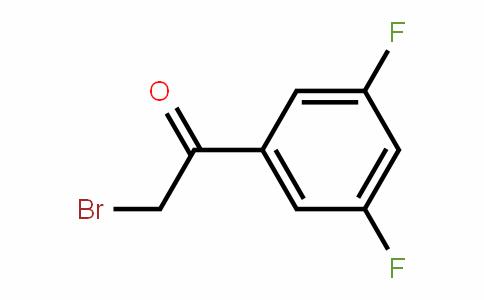 2-bromo-1-(3,5-Difluorophenyl)ethanone