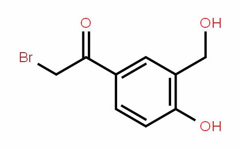 2-溴-1-[4-羟基-3-(羟甲基)苯基]乙-1-酮