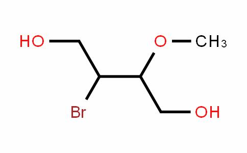 2-bromo-3-methoxybutane-1,4-Diol