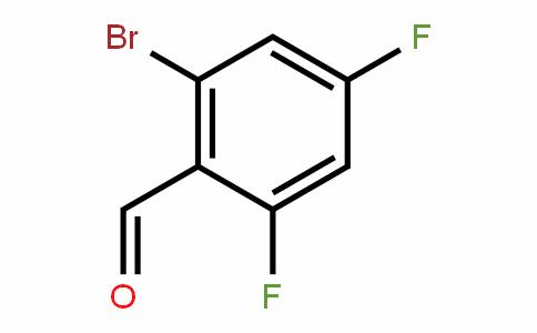 2-bromo-4,6-DifluorobenzalDehyDe