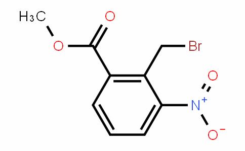 2-Bromomethyl-3-nitro benzoic acid methyl ester