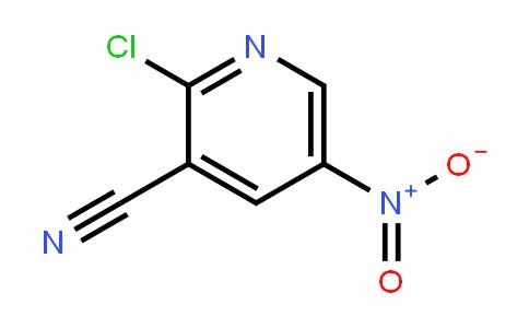 2-Chloro-3-cyano-5-nitropyriDine