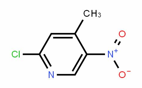2-chloro-4-methyl-5-nitropyriDine