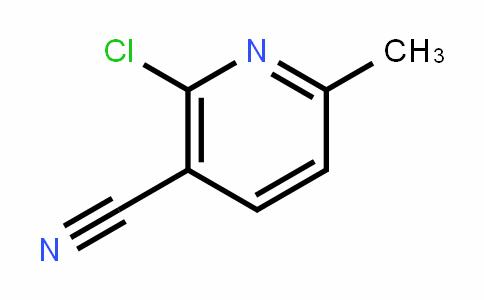2-氯-3-氰基-6-甲基吡啶