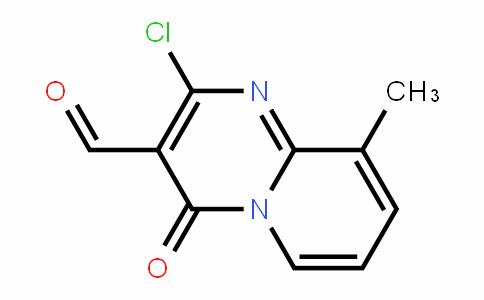2-chloro-9-methyl-4-oxo-4H-pyriDo[1,2-a]pyrimiDine-3-carbalDehyDe