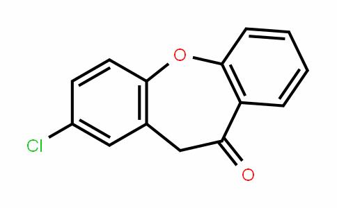 2-氯二苯并[B,F]氧杂卓-10(11H)-酮