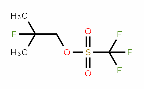 2-Fluoro-2-methylpropyl trifluoromethanesulfonate