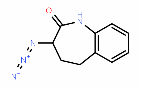 2H-1-Benzazepin-2-one, 3-aziDo-1,3,4,5-tetrahyDro-