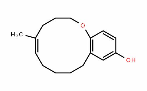 2H-1-BenzoxacycloDoDecin-12-ol, 3,4,7,8,9,10-hexahyDro-5-methyl-, (5E)-