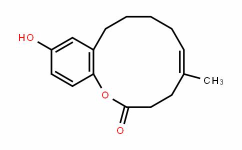 2H-1-BenzoxacycloDoDecin-2-one, 3,4,7,8,9,10-hexahyDro-12-hyDroxy-5-methyl-, (5E)-