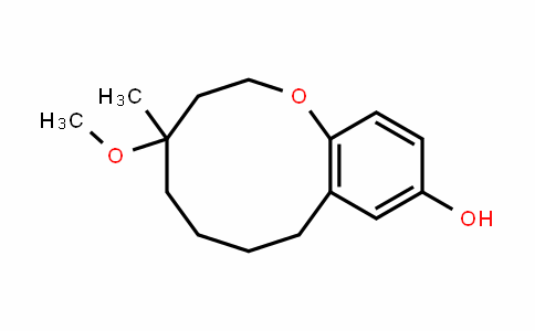 2H-1-Benzoxecin-10-ol, 3,4,5,6,7,8-hexahyDro-4-methoxy-4-methyl-