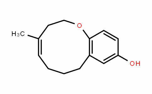 2H-1-Benzoxecin-10-ol, 3,6,7,8-tetrahyDro-4-methyl-, (4Z)-
