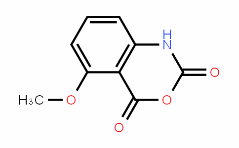 2H-3,1-Benzoxazine-2,4(1H)-Dione, 5-methoxy-