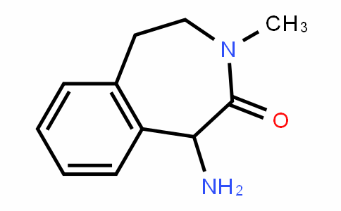 2H-3-Benzazepin-2-one, 1-amino-1,3,4,5-tetrahyDro-3-methyl-