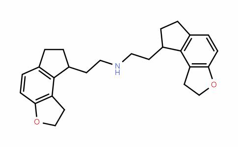2H-InDeno[5,4-b]furan-8-ethanamine, 1,6,7,8-tetrahyDro-N-[2-(1,6,7,8-tetrahyDro-2H-inDeno[5,4-b]furan-8-yl)ethyl]-