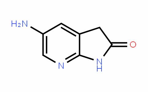 2H-Pyrrolo[2,3-b]pyriDin-2-one, 5-amino-1,3-DihyDro-