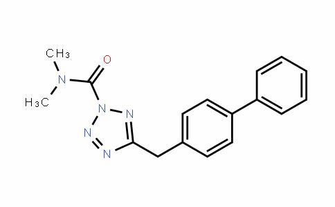 2H-Tetrazole-2-carboxamiDe, 5-([1,1'-biphenyl]-4-ylmethyl)-N,N-Dimethyl-
