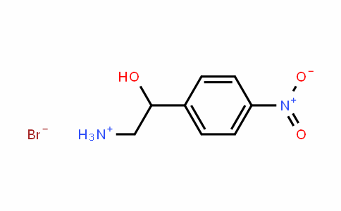 2-hyDroxy-2-(4-nitrophenyl)ethanaminium bromiDe
