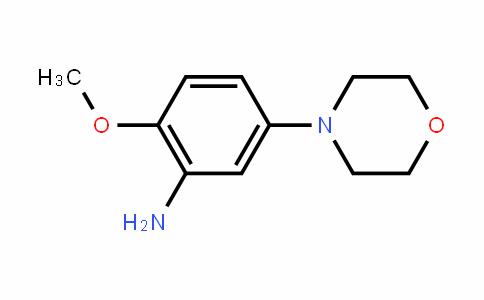 2-methoxy-5-morpholinoaniline
