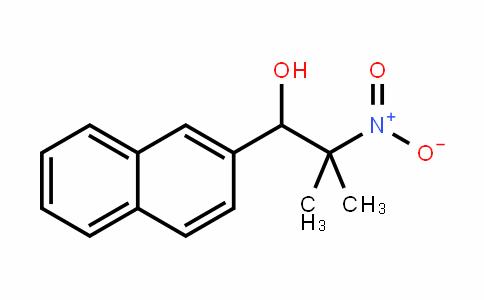 2-methyl-1-(naphthalen-2-yl)-2-nitropropan-1-ol