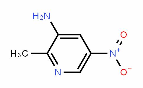 2-甲基-5-硝基吡啶-3-胺