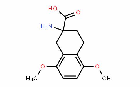 2-Naphthalenecarboxylic acid, 2-amino-1,2,3,4-tetrahyDro-5,8-Dimethoxy-