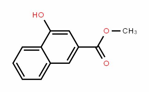 2-Naphthalenecarboxylic acid, 4-hyDroxy-, methyl ester