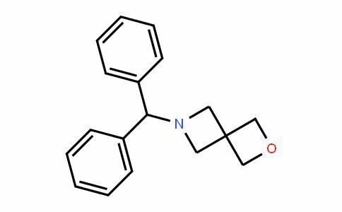 2-Oxa-6-azaspiro[3.3]heptane, 6-(Diphenylmethyl)-