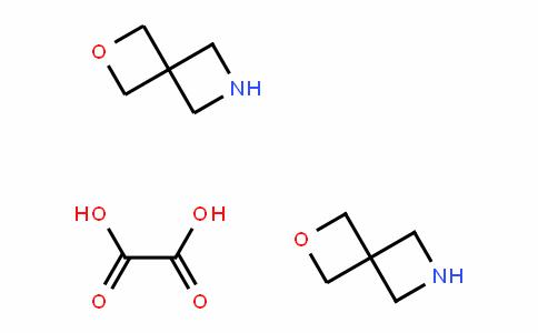 2-Oxa-6-azaspiro[3.3]heptane, ethaneDioate (2:1)